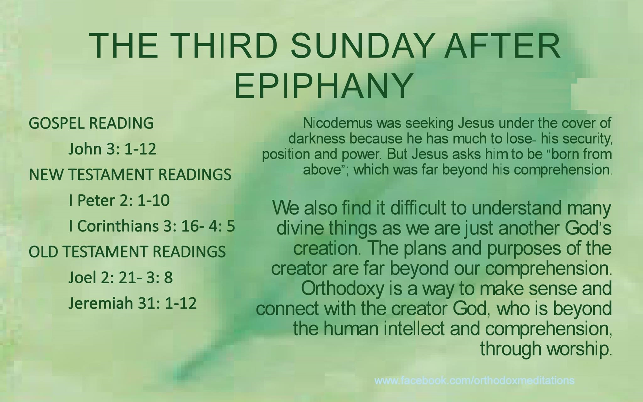 3rd-sunday-after-ephiphany